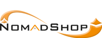 logo de la gamme Mobiler Verkaufsstand NomadShop