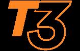 logo de la gamme T3-Klappstativ